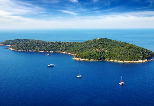 Foto del viaje ofertas crucero costa dalmata croacia Dubrovnik isla