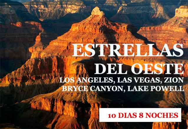 Foto del viaje ofertas estrellas del oeste ESTRRELLAS DEL OESTE