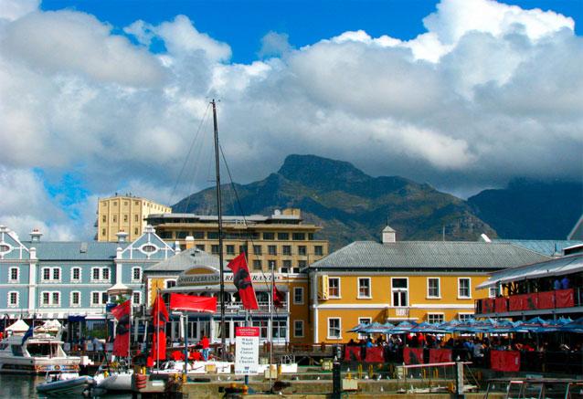 Viaje paisajes sudafrica cataratas ciudad del cabo bidtravel