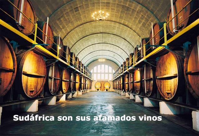 Viaje paisajes sudafrica cataratas vinos de sudafrica