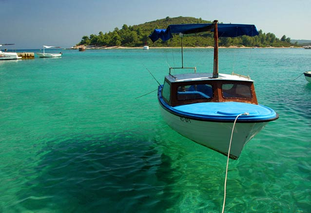 Viaje crucero croacia oferton Korcula barco