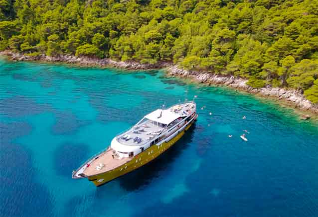Viaje crucero croacia oferton buque arca