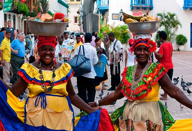 Viaje colombia journey cartagena indias