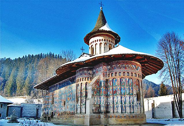 Viaje bulgaria rumania madrid monasterio voronet bulgaria