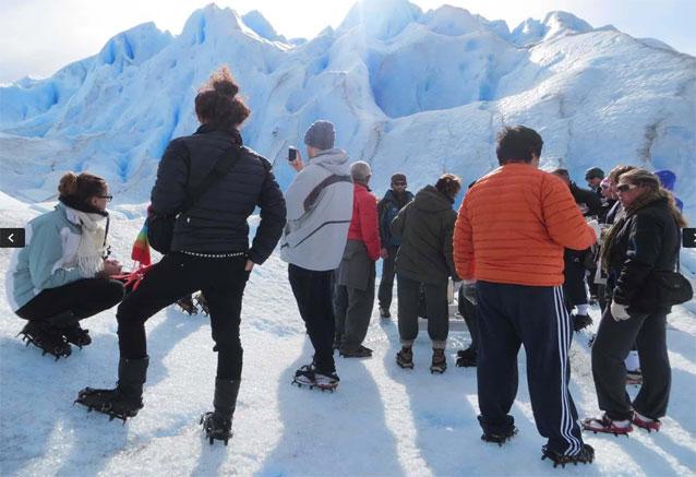 Viaje gran vuelta argentina calafate