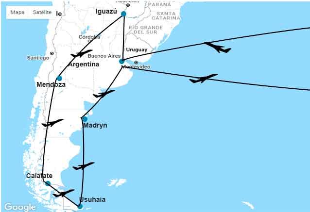 Viaje gran vuelta argentina la gran vuelta a Argenbita