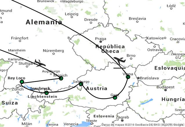 Viaje austria baviera 8 dias austria bavara