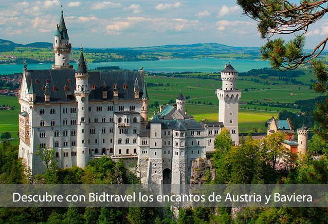 Foto del viaje ofertas austria baviera 8 dias austriaybaviera castillo