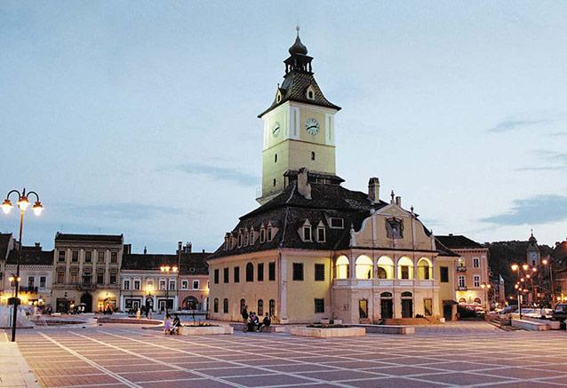 Viaje rumania transilvania diciembre brasov
