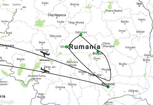 Viaje rumania transilvania diciembre diceimbre