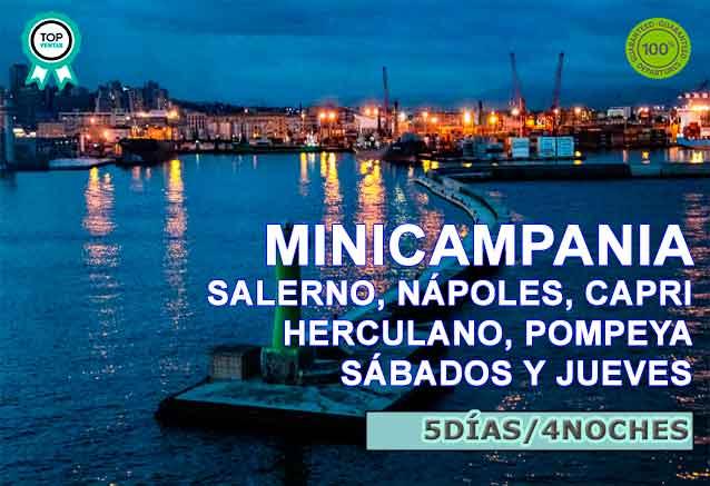 Foto del viaje ofertas circuito mini campania italia MINICAMPANAI BIDTRAV