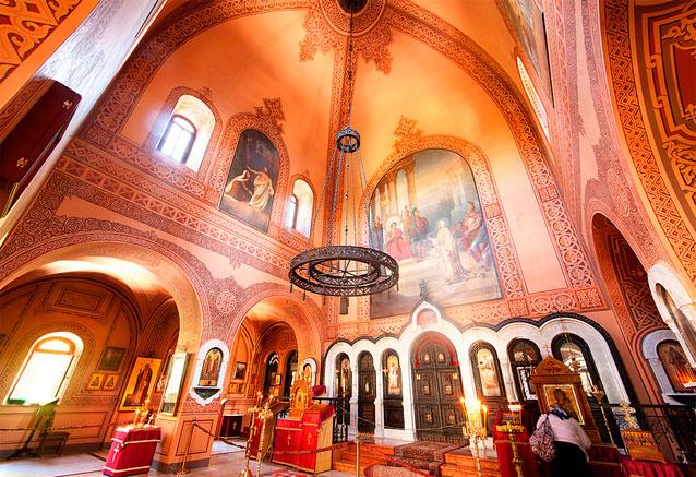 Foto del viaje ofertas viaje israel paso paso israel interior iglesia ortodoxa