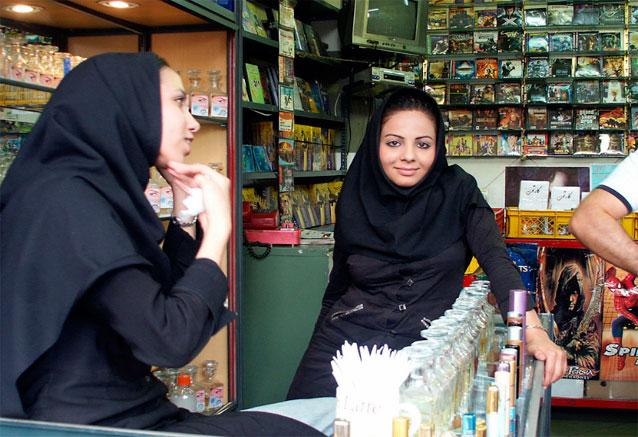 Viaje iran maravilloso 12 dias teheran chicas