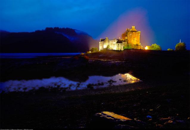 Viaje viajando escocia 8 dias castillo escocia