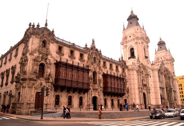 Viaje experiencias andinas peru casa arzobispal de lima peru
