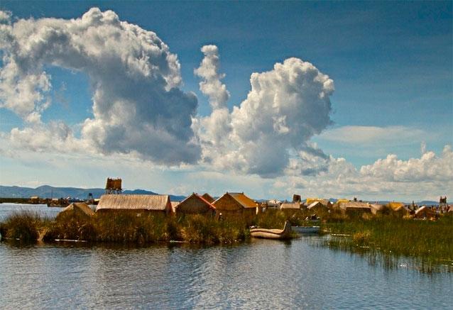 Viaje explorando peru lago titicaca en peru con bidtravel