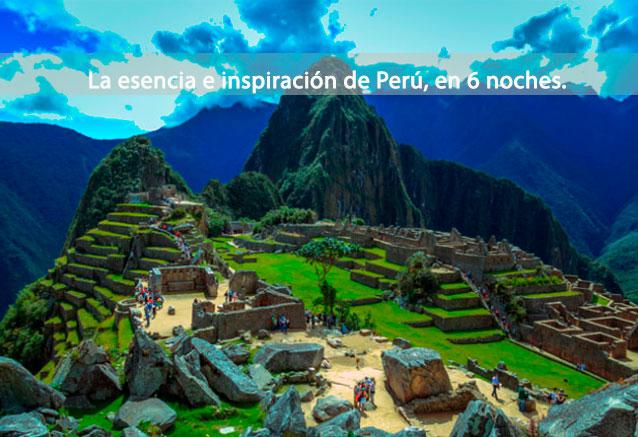 Foto del viaje ofertas inspiracion machu picchu esenciainspiracion
