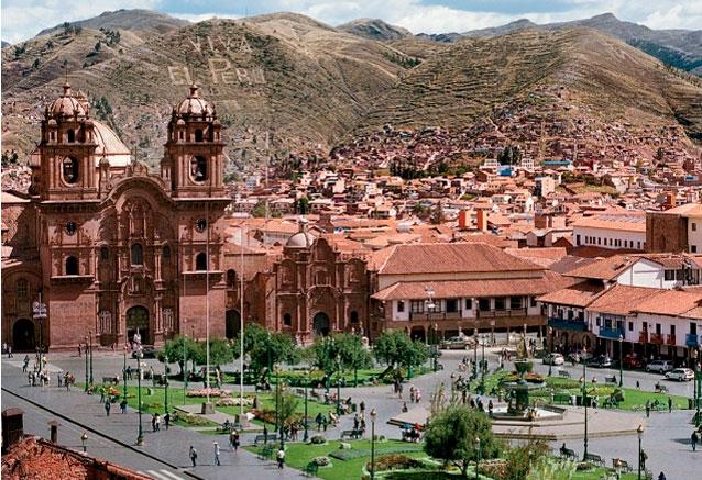 Viaje luces del imperio inca peru cuzco peru