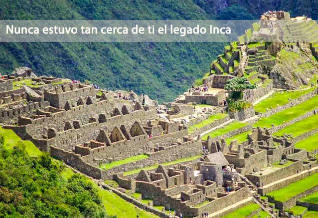Foto del viaje ofertas luces del imperio inca peru leegadoinca