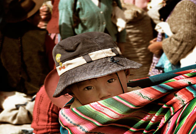 Viaje luces del imperio inca peru nino peruano del peru con bidtravel