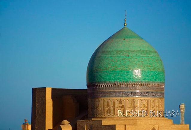 Viaje viaje uzbekistan pais azul bujara