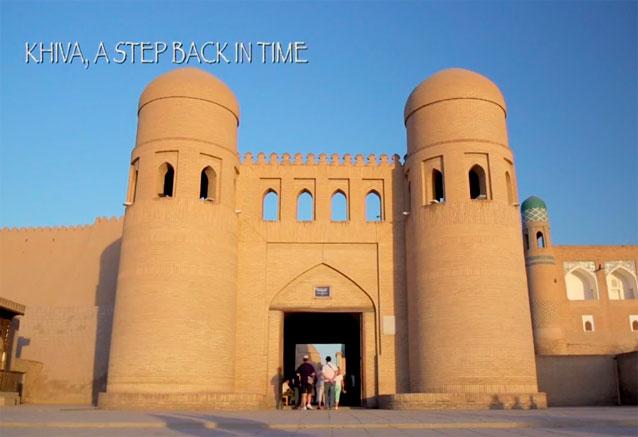 Viaje viaje uzbekistan pais azul jiva