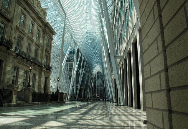 Viaje aventura canadiense calatrava toronto