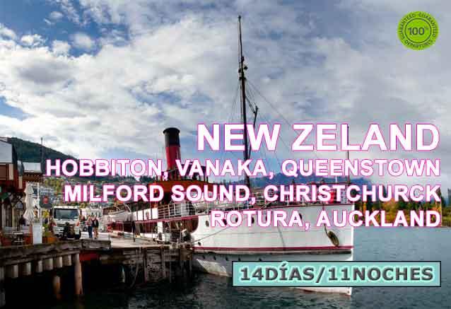 Foto del viaje ofertas nueva zelanda tu alcance NEW ZELANDA NORTE