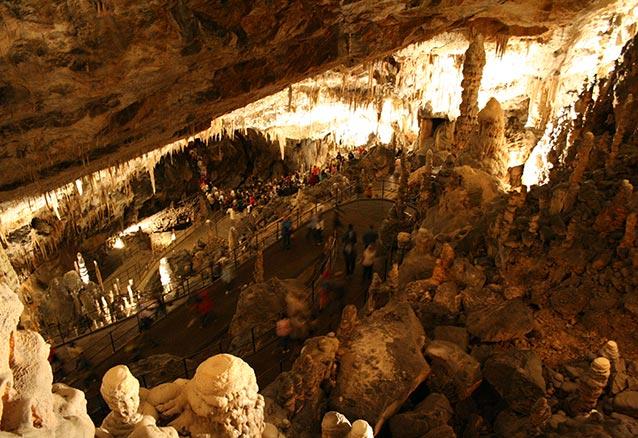 Viaje croacia bosnia eslovenia 8 dias Cuevas de postjna Croacia