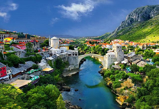Foto del viaje ofertas croacia bosnia eslovenia 8 dias Mostar Herzegovina and Bosnia