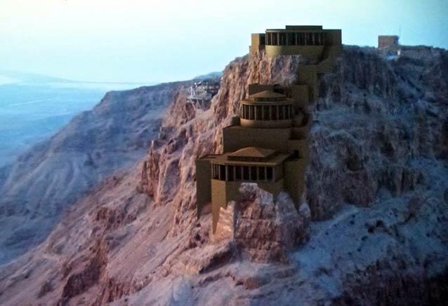 Viaje marhaba jordania 8 dias MASADA