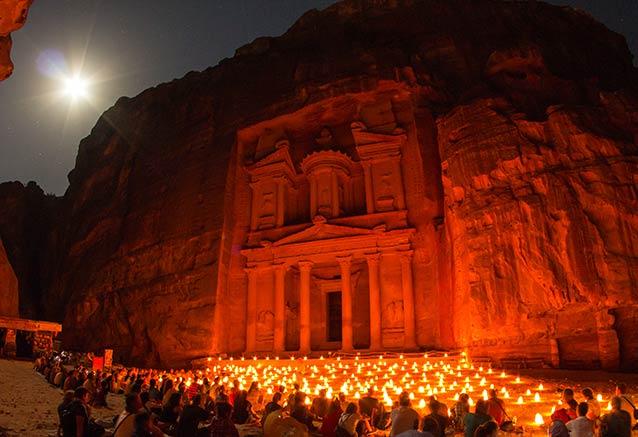 Foto del viaje ofertas marhaba jordania 8 dias Petra Jordania