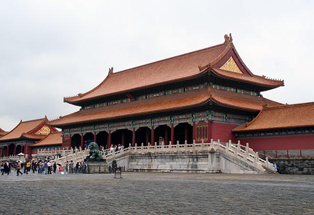 Viaje china increible beijing ciudad prohibida