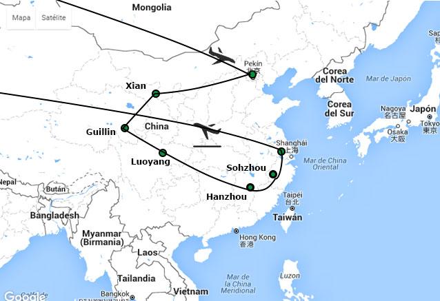 Viaje china increible increible