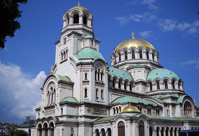 Viaje descubra bulgaria bulgaria sofia