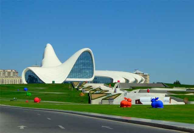 Foto del viaje ofertas azerbaiyan georgia cultural opera