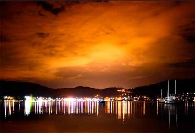 Viaje todo brasil cataratas iguazu brasil noche