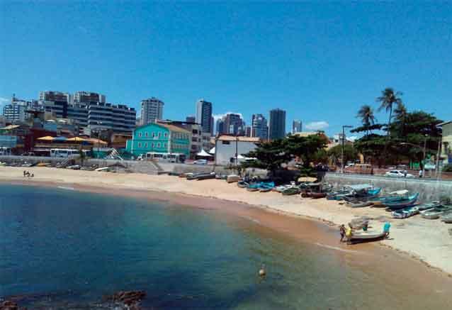 Viaje brasil cataratas iguazu playas salvador