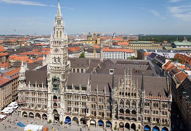 Viaje gran tour alemania verano 9 dias Munich