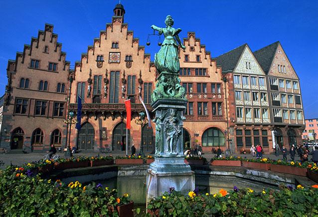 Viaje gran tour alemania verano 9 dias deutschland frankfurt