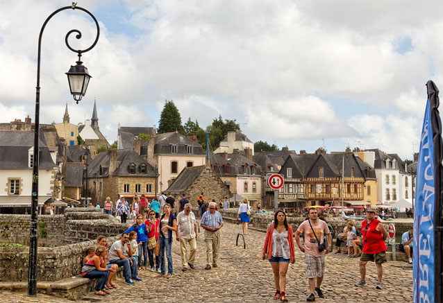 Viaje bellezas francia bretana