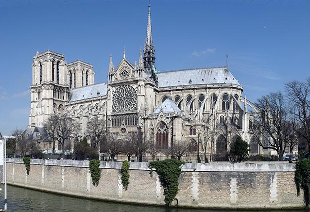Viaje bellezas francia notre dame de paris