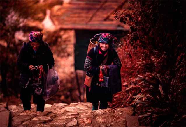Foto del viaje ofertas vietnam autentico mujeres vietna,