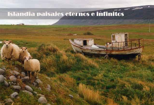 Viaje islandia puente diciembre paisajes eterno
