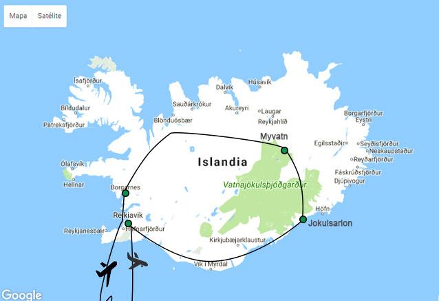 Viaje islandia puente diciembre secretos de islandia