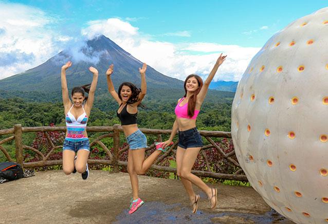 Foto del viaje ofertas oferta costa rica libre 4x4 Actividades en el parque de Arenal, Costa Rica