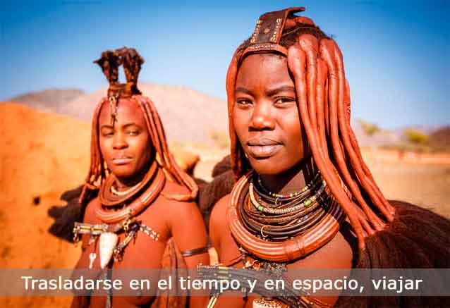Viaje lo mejor namibia espacio tiempo namibia