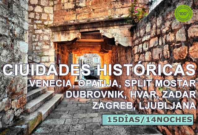 Foto del viaje ofertas ciudades historicas europa Ciudades historicas croacia