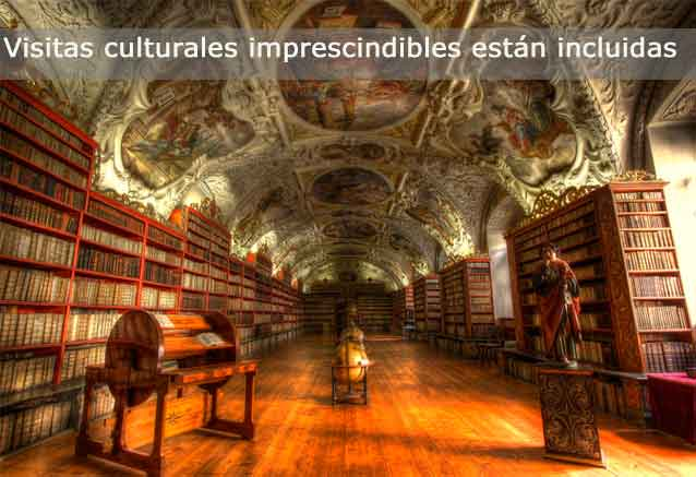 Viaje grandes ciudades imperiales visitas culturales en praga