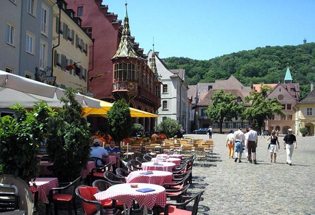 Viaje alemania al completo 15 dias Friburgo